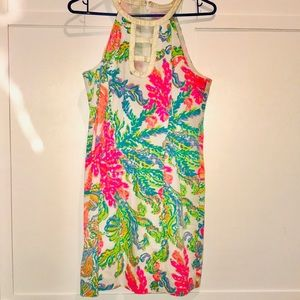 MOVING SALE! Lilly Pulitzer Kennedy Cut Out Dress
